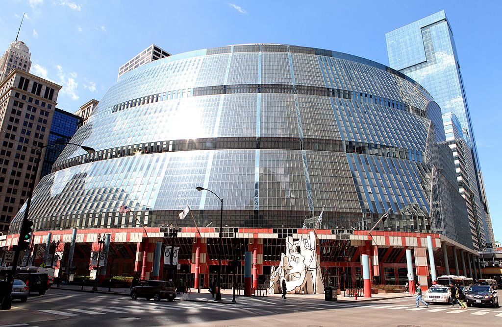 Chicago's Thompson Center Is a Palace for the People