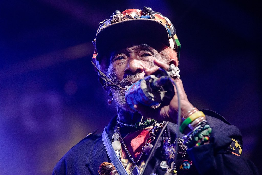 """Lee """"Scratch"""" Perry (1936–2021)"""