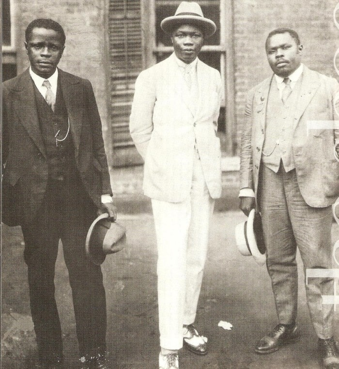 10 songs about Marcus Garvey
