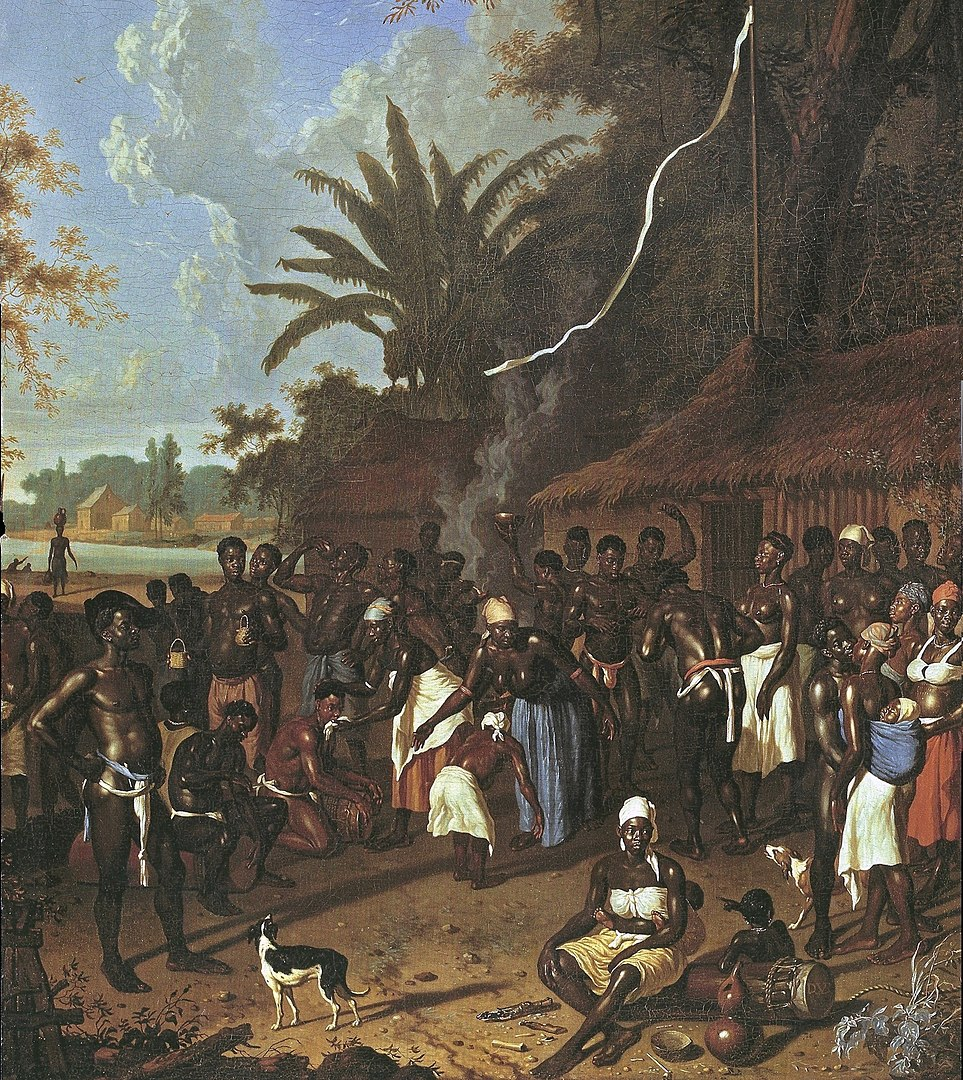 A Short History of the Slave Trade in Nigeria