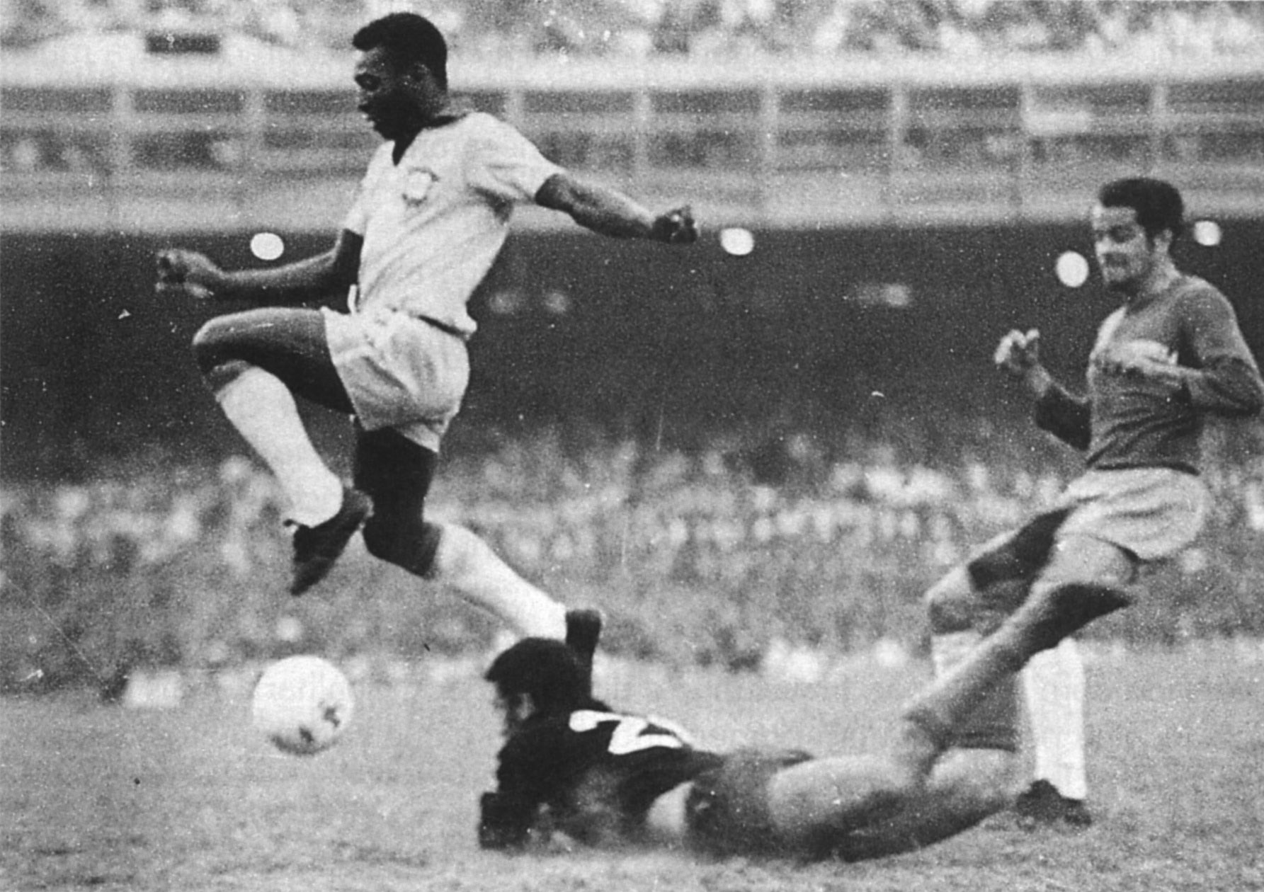 Did Pele By Playing A Match In Nigeria Cause A Ceasefire During The Biafran War