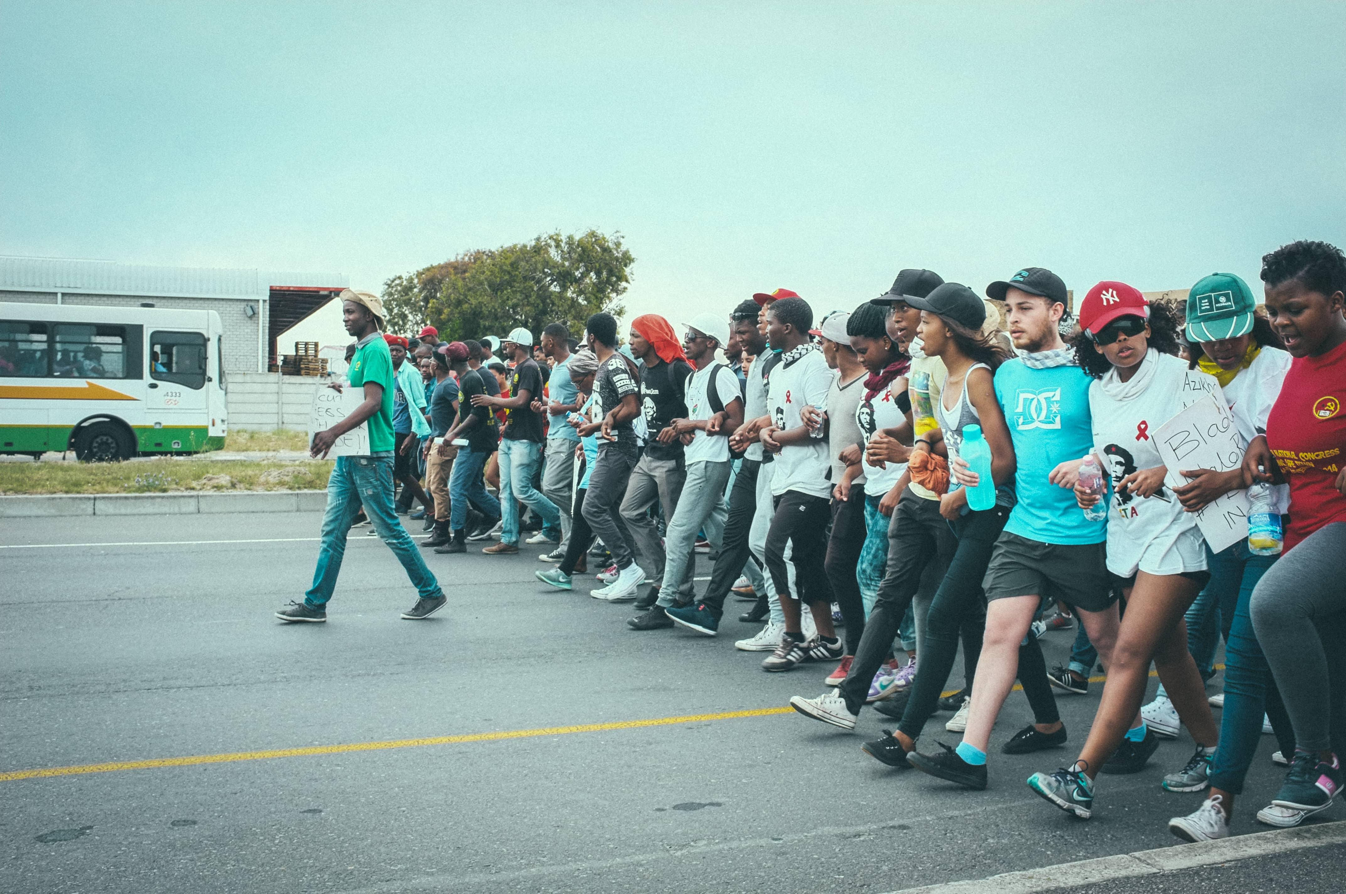 South Africa, Post-Trauma