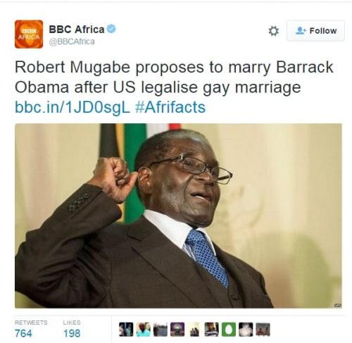 BBC Africa Story