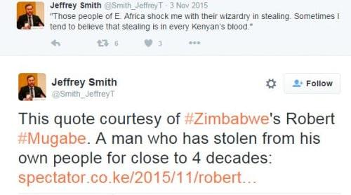 Jeffrey Smith Tweet
