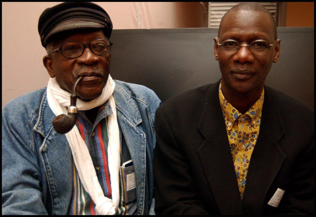 Sembene and Sembene. Image Credit: Lisa Carpenter