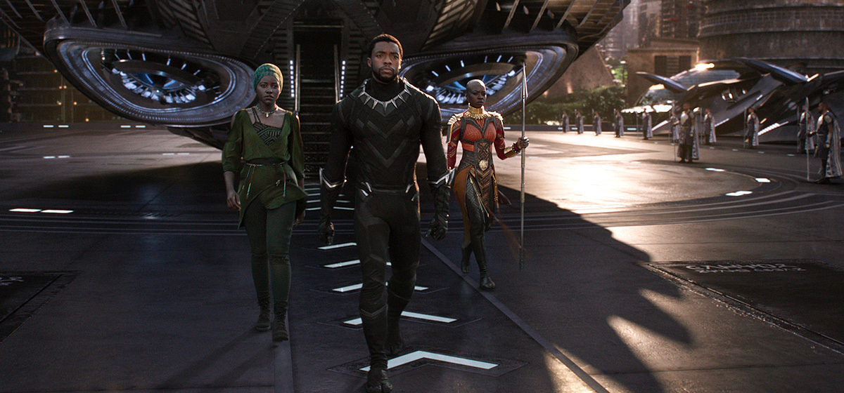 Why Is The Cultural Life Of Black Panther So Derivative