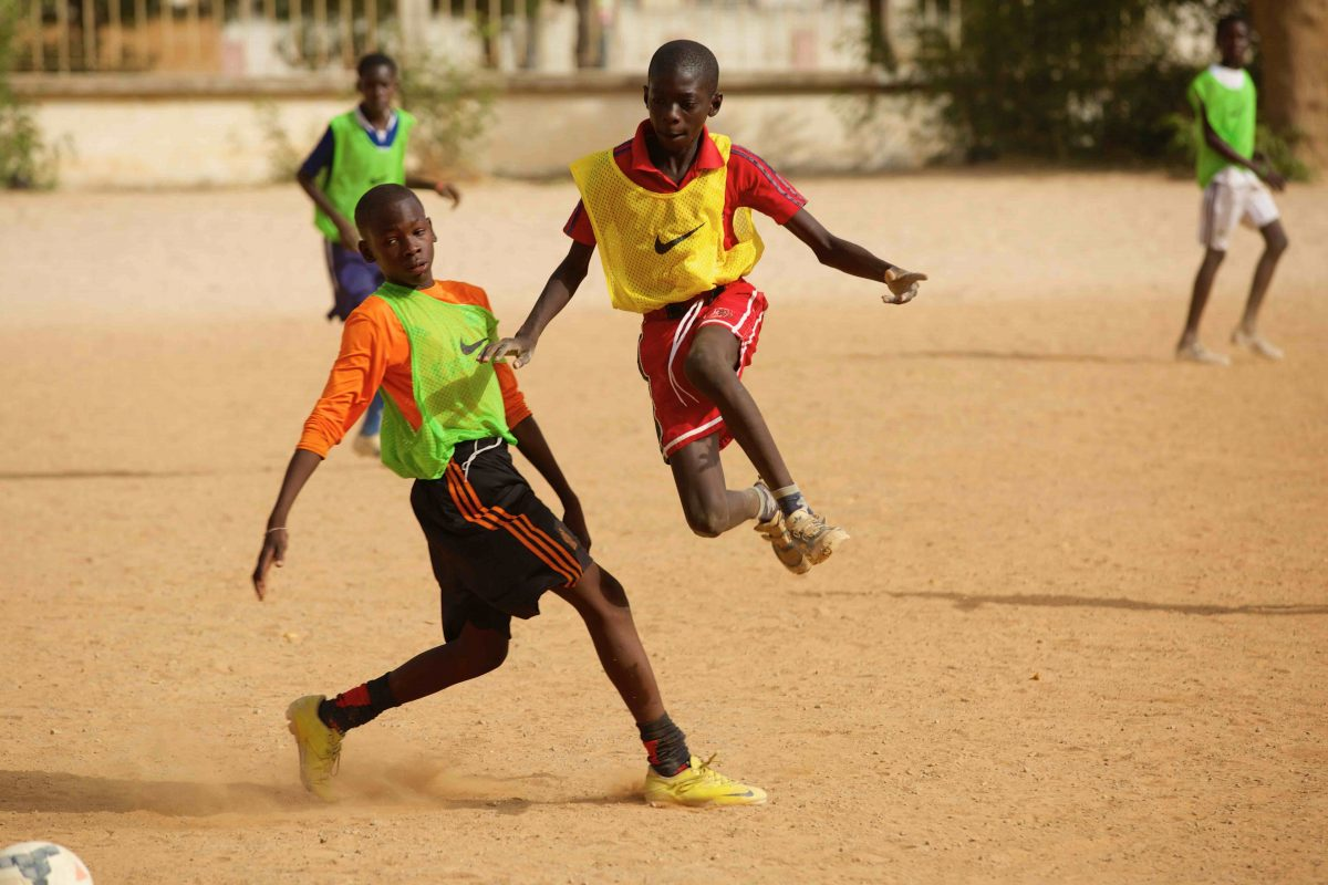 5a51dc8ad The search for football talent in Africa