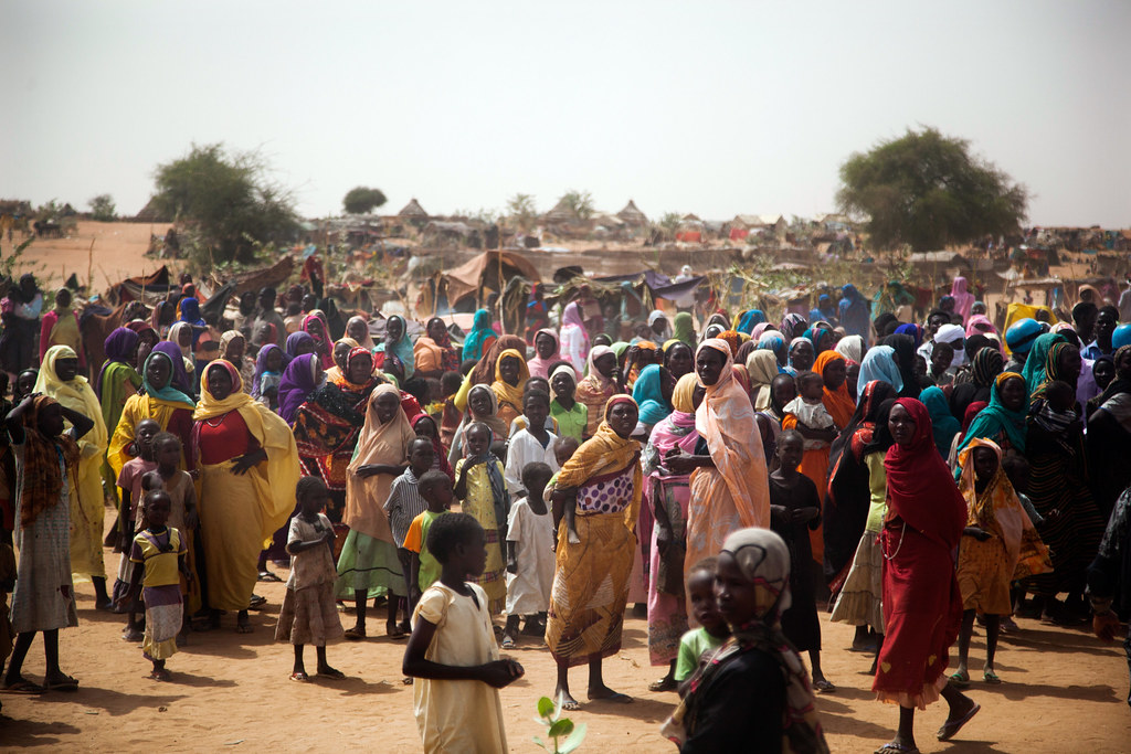 The revolution in Darfur