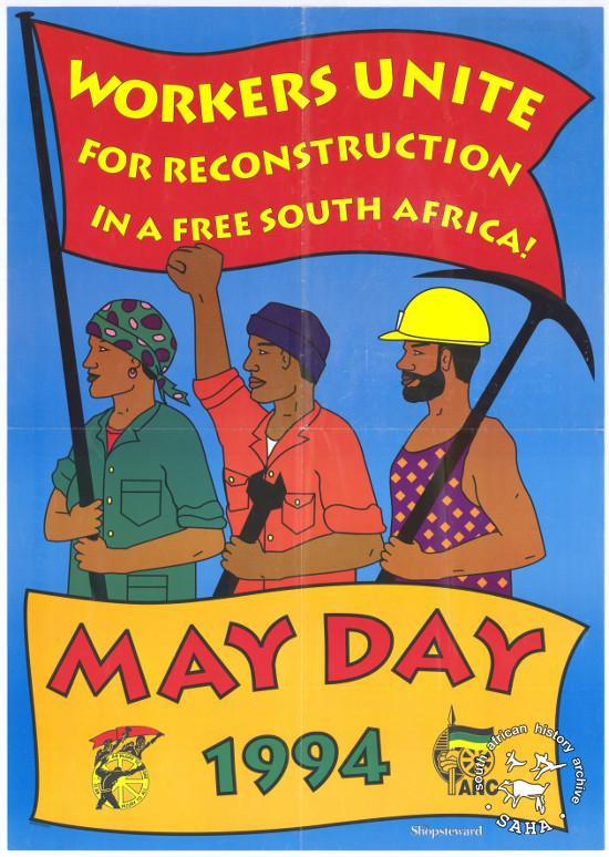 The History of May Day – URPE