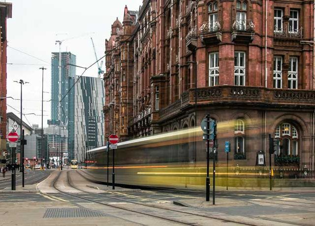 The Privatisation of Manchester